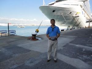 Assistance au port de Palma