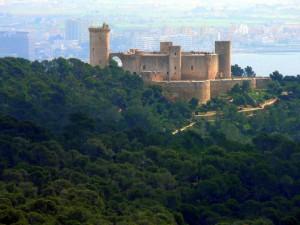 visiter Majorque Château de Bellver