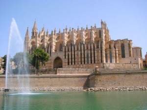 Excursions à Majorque Cathédrale de Palma