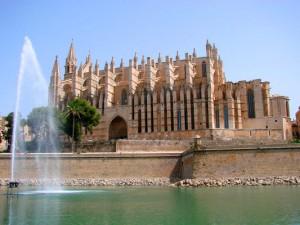 Visiter Majorque Cathédrale de Palma
