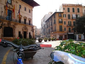 Visiter Palma de Majorque à vélo