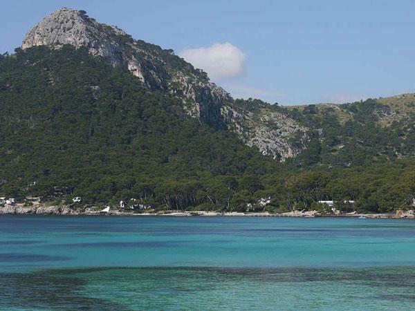 Visiter Majorque plage de Formentor