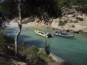 Majorque bateaux rapides tour
