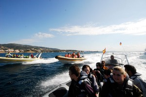 Majorque speed boats tours