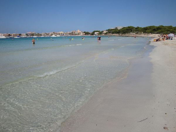 Plage-Es-dolc-Majorque plages