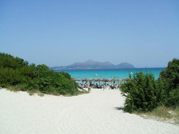 Visiter Majorque plage de Muro