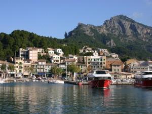 Port de Soller, Majorque