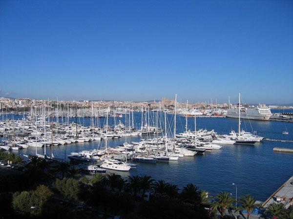 Port Palma de Majorque