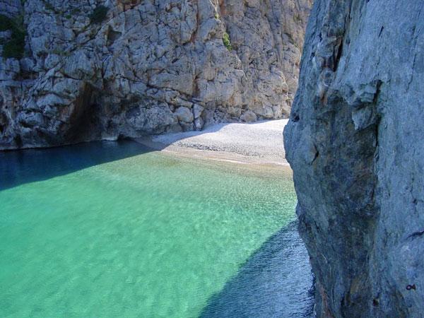 Sa-Calobra-plage de Majorque