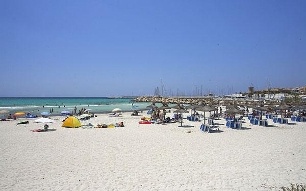 Sa Rapita visiter Majorque plages