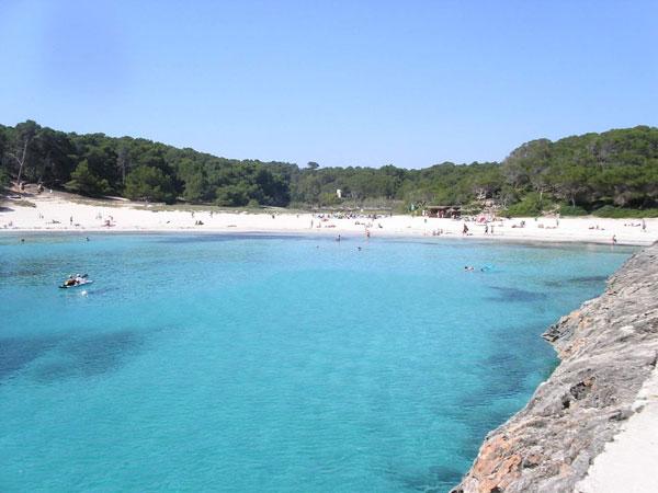 S'amarador-plage de Majorque