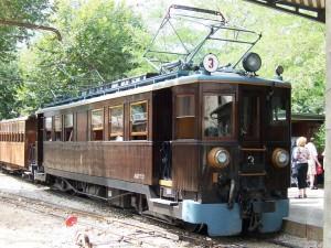 Train de Soller