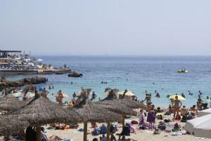 Visiter Majorque plage de Illetas