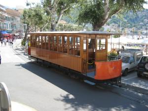 Tram Port de Soller-Soller