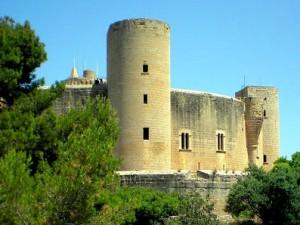Palma panoramique Château de Bellver