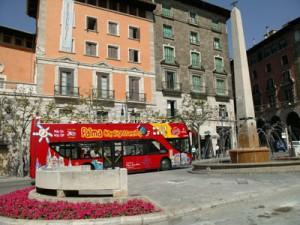 bus touristique Majorque