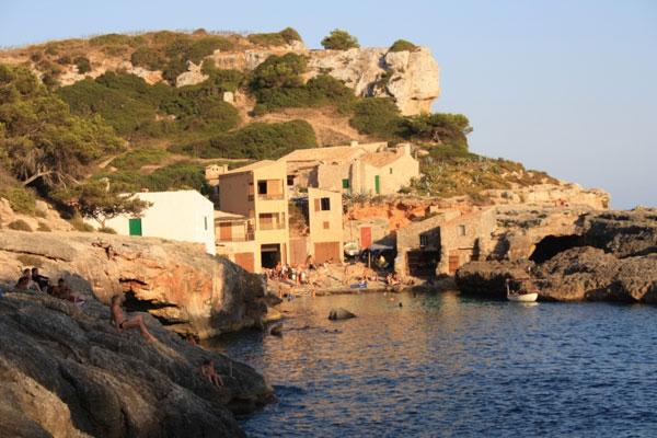 calanque-S'almunia-Majorque-plages